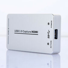 XI100D UVC USB3.0 1080P 60FPS HDMI Capture Dongle+ USB2.0 HDMI Capture Card Box