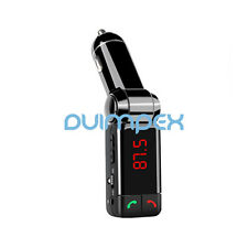 E17 KFZ Bluetooth FM Transmitter Auto USB Ladegerät MP3 Musik Player Iphone
