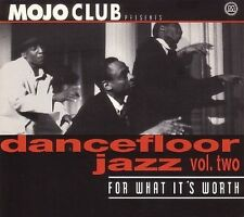 Mojo Club Dancefloor Jazz (1993) 02:Sergio Mendes, Mandrill, Riot, Lee Do.. [CD]