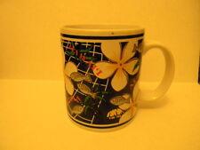 Hawaii mug- designed in Hawaii by Island Heritage- Blue Plumeria of Aloha