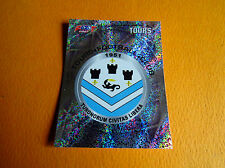 N°538 BADGE ECUSSON FC TOURS VALLEE-DU- CHER PANINI FOOTBALL FOOT 2007 2006-2007