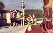 The pioneer frontier town of WRANGELL, AK