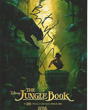 The Jungle Book Multi Signed 10x8 Photo AFTAL OnlineCOA