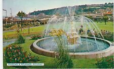 Fountain & Esplanade, ROTHESAY, Isle Of Bute