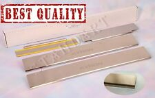 Ssang Yong KYRON 2007-2011 4pc Stainless Steel Door Sill Guard Scuff Protectors