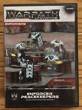 Deadzone, 2nd Edition: Enforcers Peacekeepers MGCWPE303