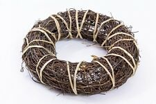 20cm Circle Wreath / WILLOW WREATH RINGER / WILLOW WREATH RING