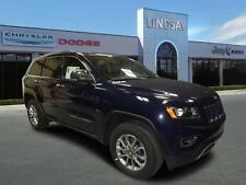 Jeep : Grand Cherokee 4X4 4dr Limi