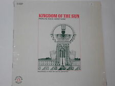 KINGDOM OF THE SUN -Peru's Inca Heritage- LP
