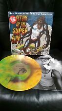 LEE SCRATCH PERRY & THE UPSETTERS - RETURN OF THE SUPER APE LP Jah Reggae Ska