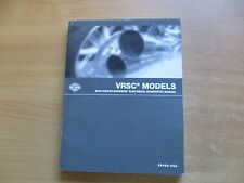 Harley-Davidson VRSC Models 2006 Electrical Diagnostic manual Werkstatthandbuch