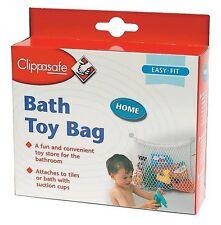 Jouet de bain sac pour bébé enfant bain jouets tidy net titulaire organisateur stockage neuf