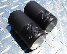 Suzuki GSX-R1000 2007-08 Delrin Tip Frame Sliders / Crash Knobs GSXR K7 K8 2008