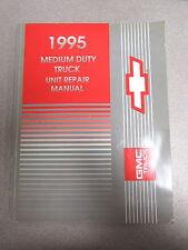 1995 Chevrolet Chevy Medium Duty Truck Unit Repair Service Manual