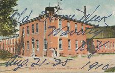 Waverly NY * Old Home Week 1910 * Hall & Lyon Furniture Factory Tioga Co Elmira