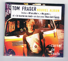 TOM FRAGER - CARNETS DE ROUTE - CD 12 TITRES - 2013 - NEUF NEW