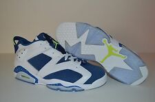 NIKE AIR JORDAN 6 RETRO LOW MEN'S SHOES SIZE US 10 UK 9 EUR 44 304401-106