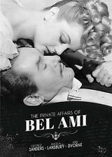 The Private Affairs of Bel Ami DVD, 2016