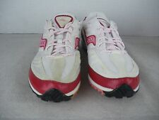 Saucony Kilkenny XC Spike, women's track shoes, size 9.5,  White/Red/Pink, NEW