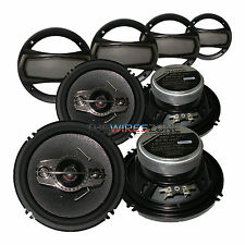 "2 x Pioneer TS-A1685R 4-Way 350 Watt Coaxial 6.5"" or 6.75"" Car Speaker (2 Pairs)"