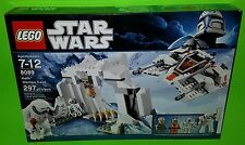 LEGO Star Wars Hoth Wampa Cave Set 8089 Snowspeeder NEW & Factory Sealed