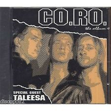 CO.RO - The album - TALEESA - CD 1993 SIGILLATO SEALED