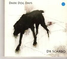 (GC242) Dr Scardo, Dark Dog Days - 2013 CD