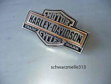 HARLEY DAVIDSON - BAR & SHIELD TRADE MARK-  PIN  NEU