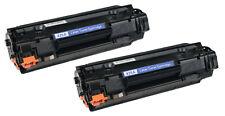 2PK CB435A New Toner for HP 35A Laserjet P1005, Laserjet P1006, Laserjet P1007
