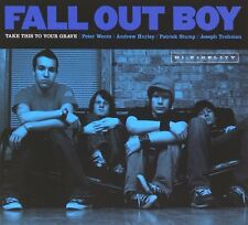 FALL OUT BOY - TAKE THIS TO YOUR GRAVE (CD) Sealed