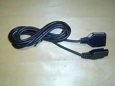 EXTENSION CABLE SEGA MEGADRIVE GENESIS AMIGA ATARI COMMODORE MSX *BRAND NEW*