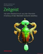 Fachbuch Zeitgeist 100 J. Modeschmuck aus Idar-Oberstein Art Déco Jugendstil NEU