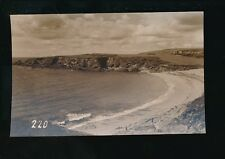 Devon THURLESTONE coast Judges #22652 Proof c1950/60s? photograph