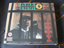 Slip Treble: Public Enemy : It Takes A Nation ... :  2CDs & NTSC DVD Sealed