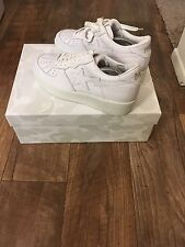 Ronnie Fieg X Bape White Air Force One Low Sneakers Size 7 US Women (UK 37)