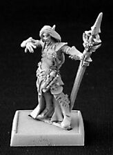 Larnach Grey Elf Mage Reaper Miniatures Warlord  Wizard Sorcerer Magician Caster