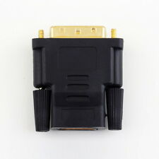 DVI Male to HDMI Female adapter Gold-Plated NEW M F Converter For HDTV LCD  FE#