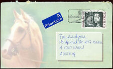 Sweden 2000 Cover To Austria #C21363