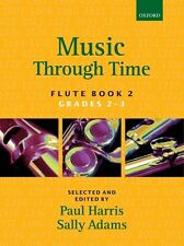 Music through Time Book 2 (flute); Harris, P & Adams, S, FMW - 9780193571822