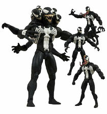 MARVEL SELECT VENOM SPIDERMAN DIORAMA 22 cm NEW! X-MEN UOMO RAGNO