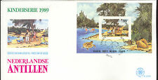 ANTILLEN 1989 FDC 213A KIND CHILD
