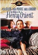 The World Of Henry Orient (DVD, 2005) sealed!!! PETER SELLERS rare