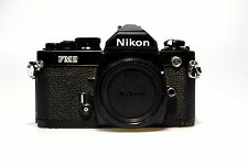 Nikon FM2 SLR Film Camera Body FM-2 Black