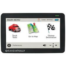 "New Rand McNally IntelliRoute TND 730 LM 7"" Truck GPS w/ Lifetime Maps TND730"
