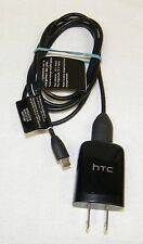 Genuine HTC TC U250 Micro USB AC Travel Charger For Droid Incredible Cell Phone