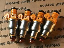 Jeep Cherokee Comanche Wrangler 2.5L Bosch Fuel Injector upgrade set of 4