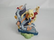 ONE PIECE Luffy and Garp Trading Figure Log Box Japan