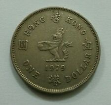 Willie: Hong Kong 1 dollar 1979