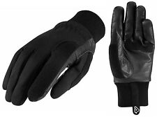 GUANTI GLOVES MOTO SCOOTER ACERBIS URBAN H2O IMPERMEABILI WATERPROOF NERO TG L