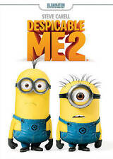 Despicable Me 2 (DVD, 2015) NEW! Sealed